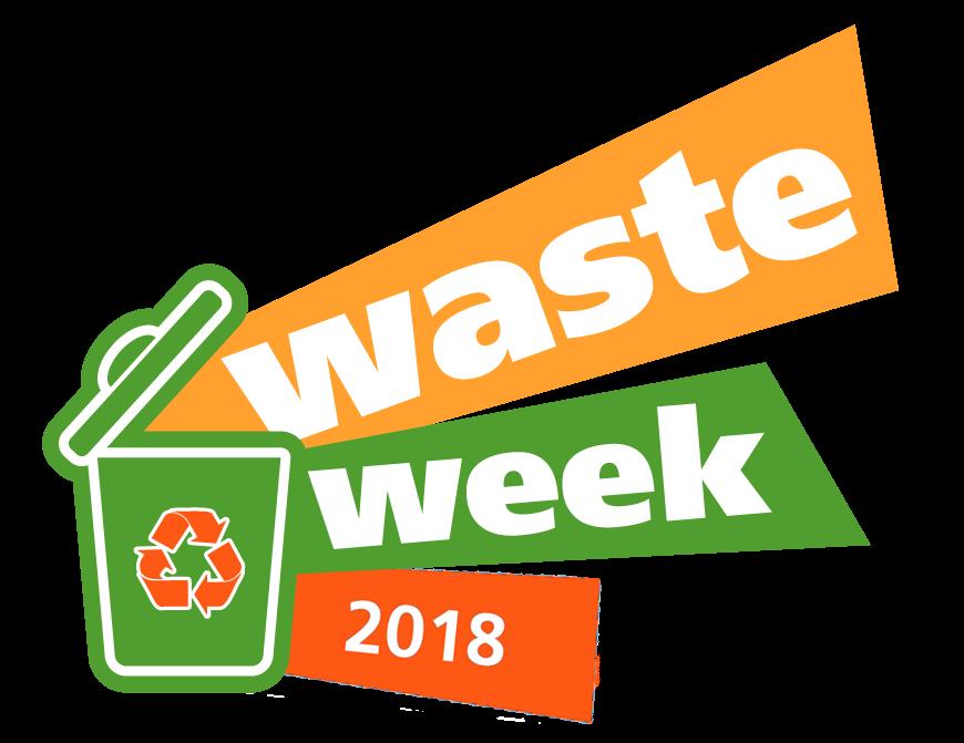 Image result for waste week 2018